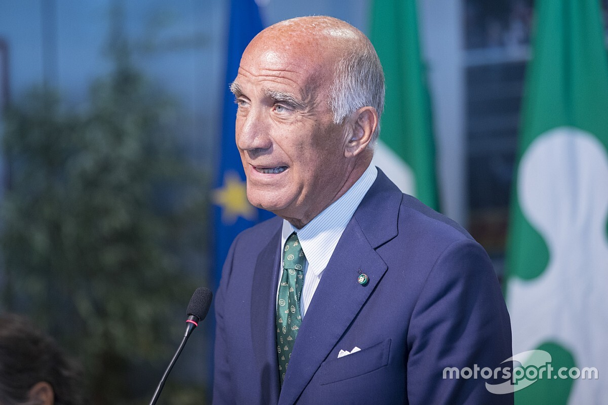 """Sticchi Damiani: """"Monza? Niente errori come in Australia"""""""