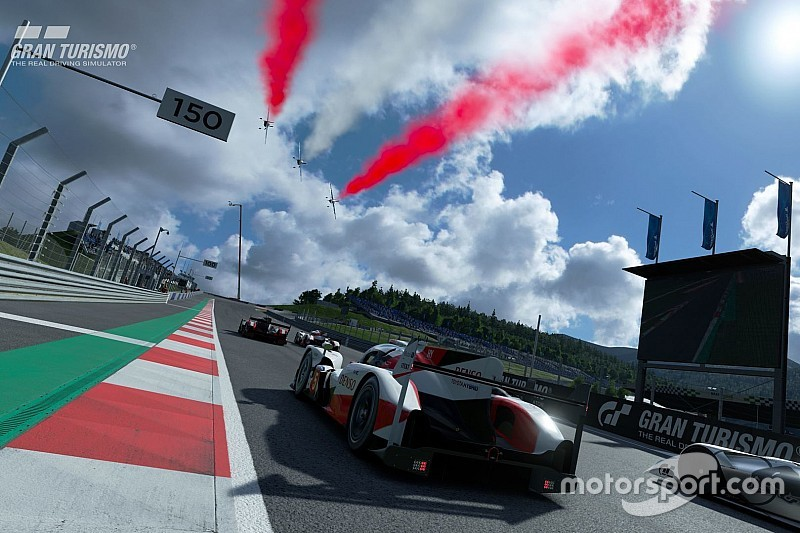 Red Bull Ring toegevoegd in update Gran Turismo Sport