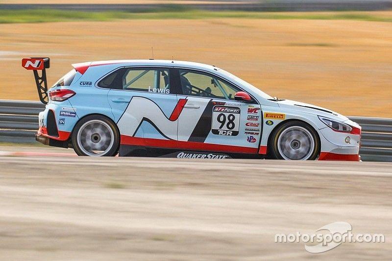 Doppietta Hyundai in Gara 1 a Grantsville con Lewis e Wilkins a dominare