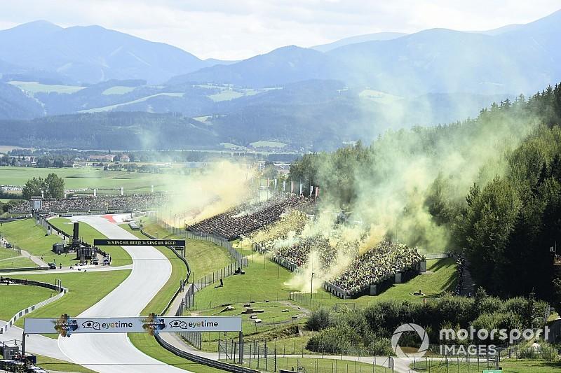 Hoe laat begint de MotoGP Grand Prix van Oostenrijk?