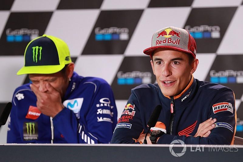 Jarvis me dijo en 2016 que estamos vetados en Yamaha, asevera Márquez