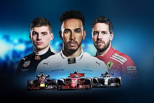F1 2018: így szól a V10 az új F1-es játékban (Williams FW25)