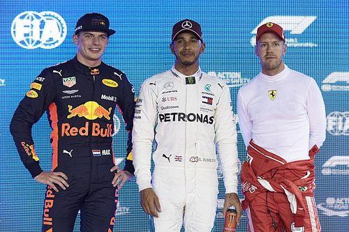 Stand wereldkampioenschap Formule 1 na Grand Prix van Singapore