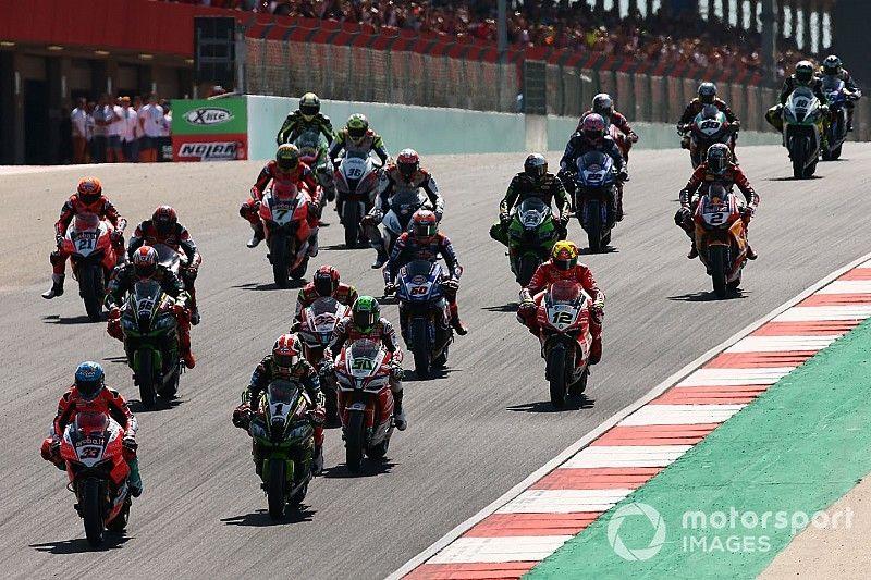 World Superbike tendrá tres carreras por fin de semana