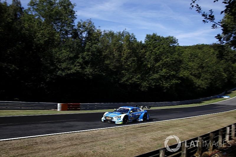 DTM Brands Hatch: P2 voor Frijns in tweede oefensessie