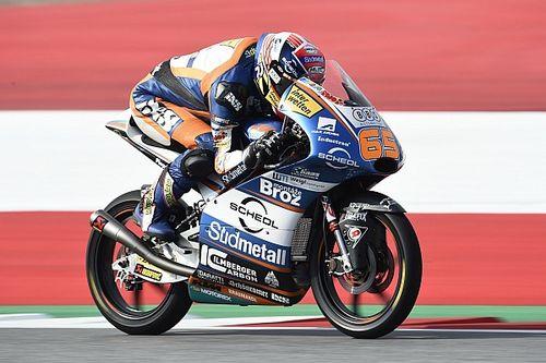 Moto3 Inggris: Oettl kuasai sesi FP1, Bezzecchi ketiga