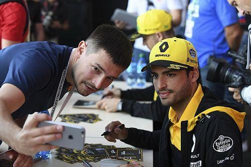 Sainz Verstappennel ellentétben hisz a Renault motorjában
