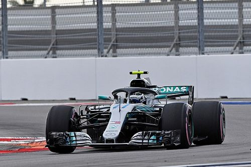 Ergebnis: Formel 1 Russland 2018, Qualifying