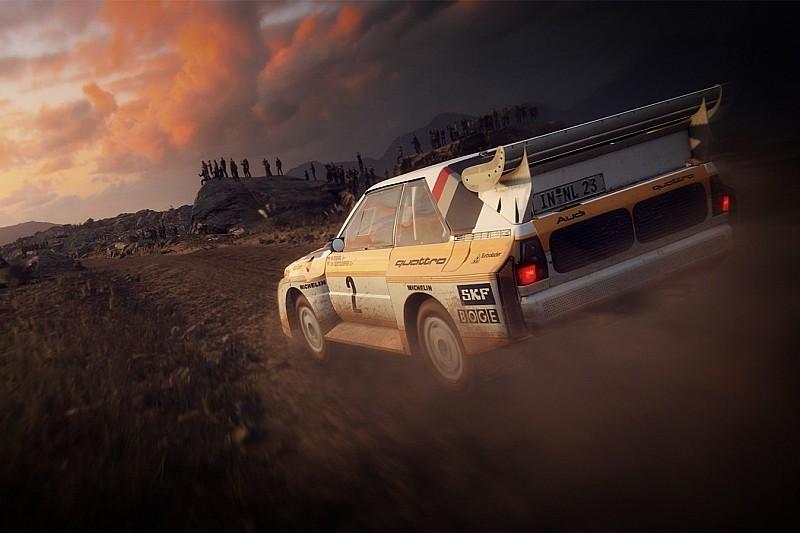 Анонсирована DiRT Rally 2.0. Она выйдет 26 февраля 2019 года