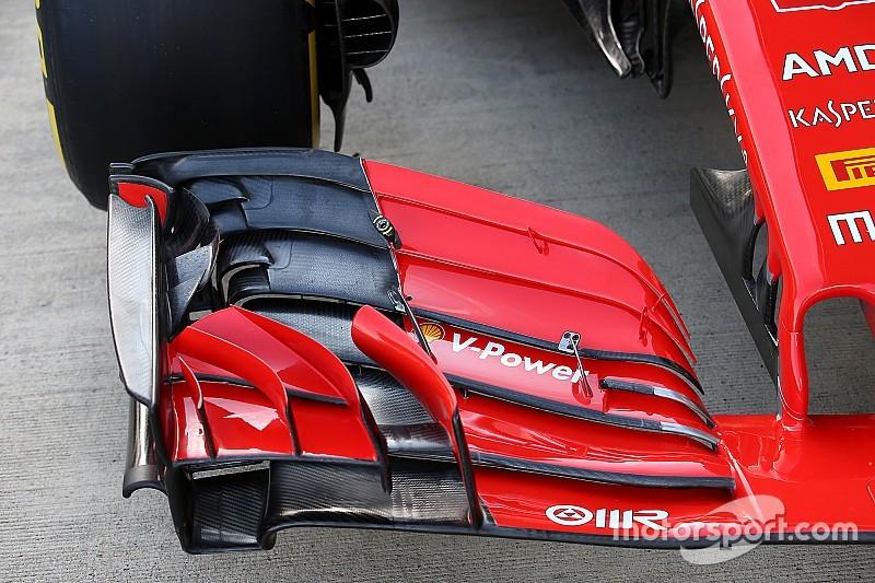 """Összesített F1-es technikai képgaléria az Orosz Nagydíjról: igazi finomságok a """"nagyoknak"""""""