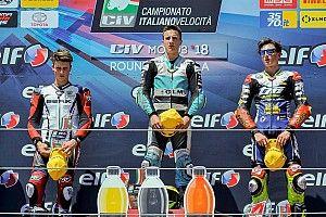 Stefano Nepa domina nella Moto3 Tricolore ad Imola con una bella doppietta