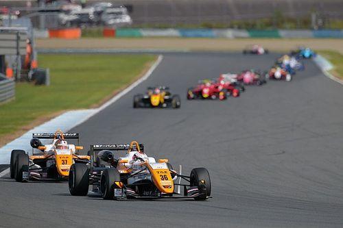 全日本F3第11戦もてぎ:坪井翔が一度もトップを譲らず連勝