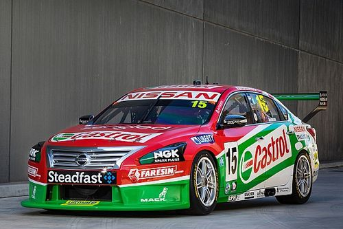 Kelly to carry iconic Castrol colours at Sandown