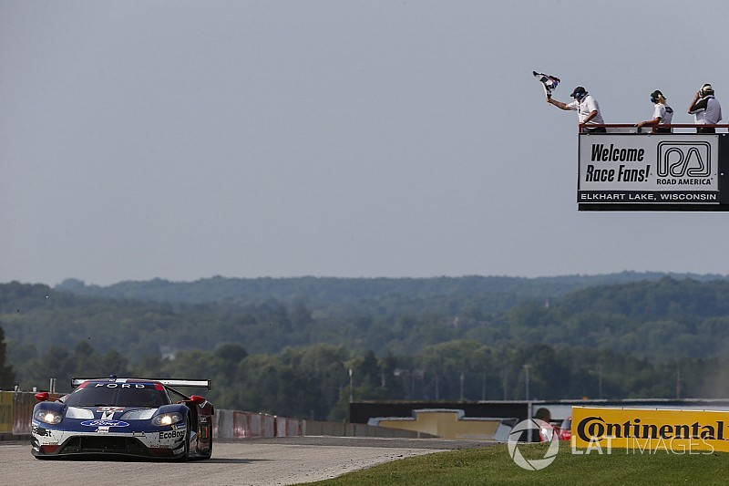 """Ford's GT winning streak """"a hell of a ride"""", saysWestbrook"""