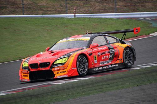 GT300クラス レース前半を終え、#55 ARTA BMW M6 GT3が大量リード