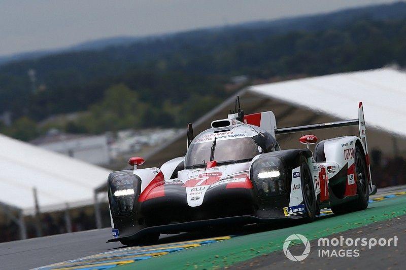 24h di Le Mans, 21ª ora: la Toyota #7 vola nelle fasi finali e incrementa il vantaggio