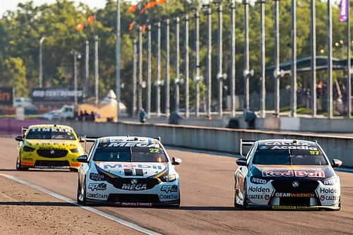 Tuesday, Wednesday races mooted for Darwin Supercars