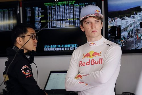Clamoroso: lo junior Red Bull Ticktum appiedato in Super Formula!