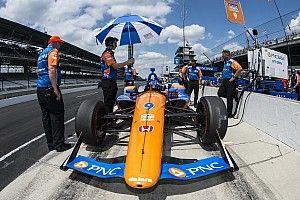 Galería: Las pruebas del miércoles para Indy 500