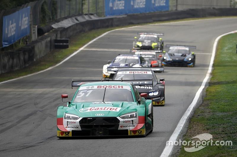 Ancora sul podio, Nico Müller opportunista a Zolder