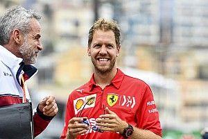 Sebastian Vettel kézzel írt levelet küldött Laudának