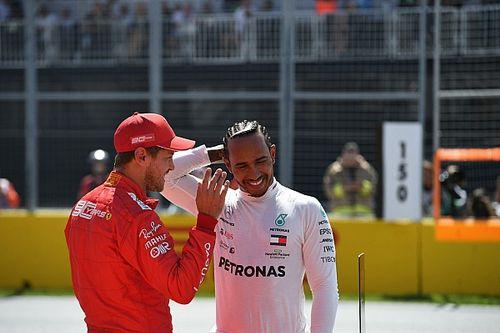 """Wolff: """"Vettel gibi bir şampiyonun performansını tartışmak anlamsız"""""""