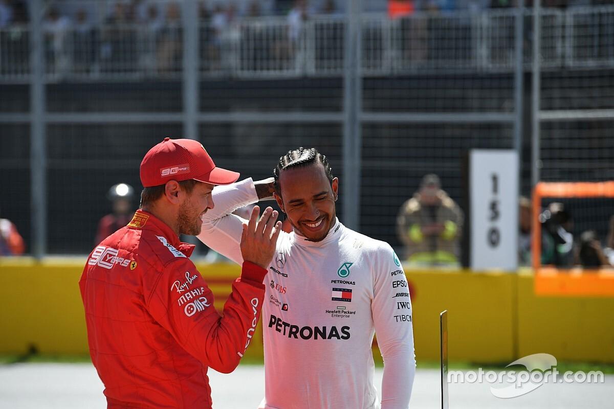Hamilton e Vettel são os únicos pilotos entre os mais bem pagos em top-100 da Forbes