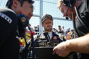 Betörtek Grosjeanékhoz, de az F1-es pilóta az útjukat állta