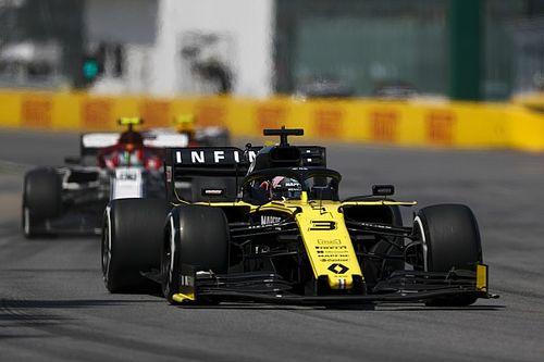 Villeneuve: Ricciardo, not Vettel, deserved penalty in Canada