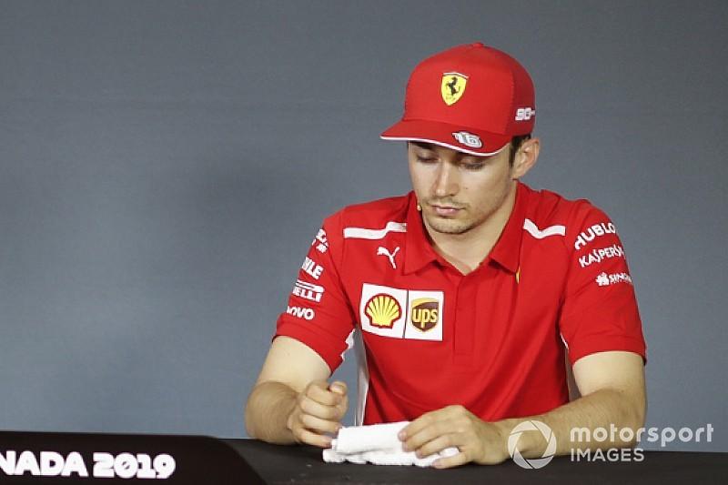Leclerc, yeni parçaların virajlarda fark yaratmasını bekliyor