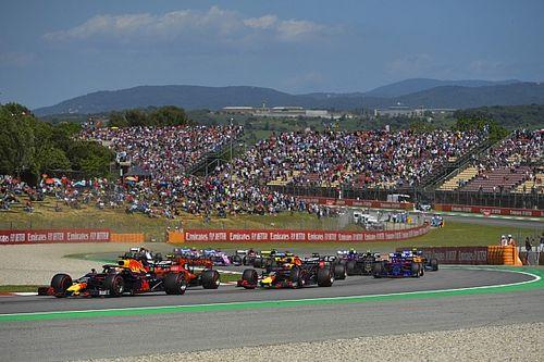西班牙大奖赛未受加泰罗尼亚疫情限制令影响