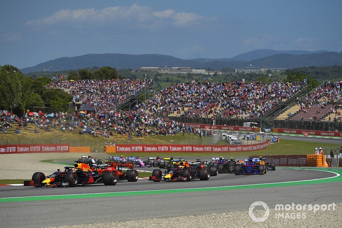 Spanish Grand Prix unaffected by new coronavirus restrictions