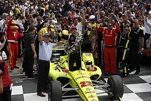 Pagenaud batte Rossi e trionfa per la prima volta alla Indy 500