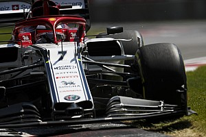 Raikkonen: Fransa'ya getirilen güncellemeler Alfa Romeo'ya yardım etmeli