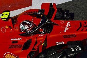 Azerbaycan'ın en hızlı pit stopunu Ferrari yaptı