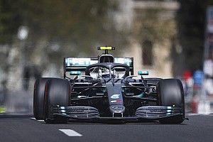 F1アゼルバイジャンGP予選:下馬評覆しボッタスがポール! レッドブルのフェルスタッペン4番手、トロロッソのクビアト6番手