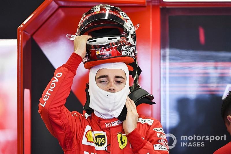 Leclerc verwijt zichzelf in plaats van Ferrari na P5 in Baku