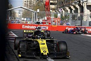 Ricciardo sanctionné pour l'accrochage avec Kvyat