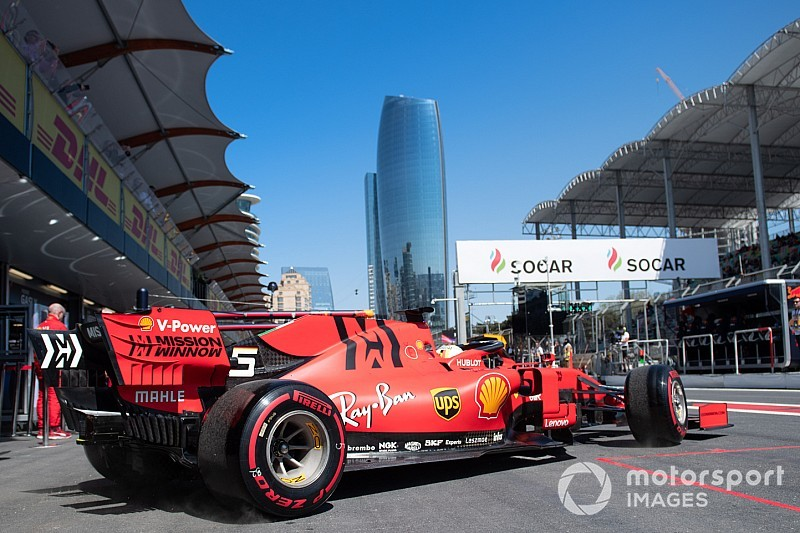 "Ferrari's tyre woes ""nothing to do"" with upgrade - Binotto"