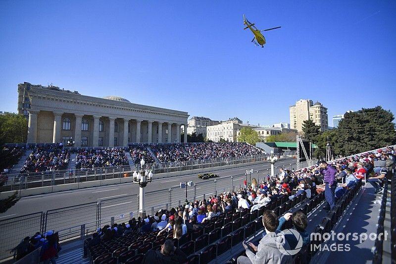 Por Covid-19, GP do Azerbaijão de F1 tem adiamento confirmado