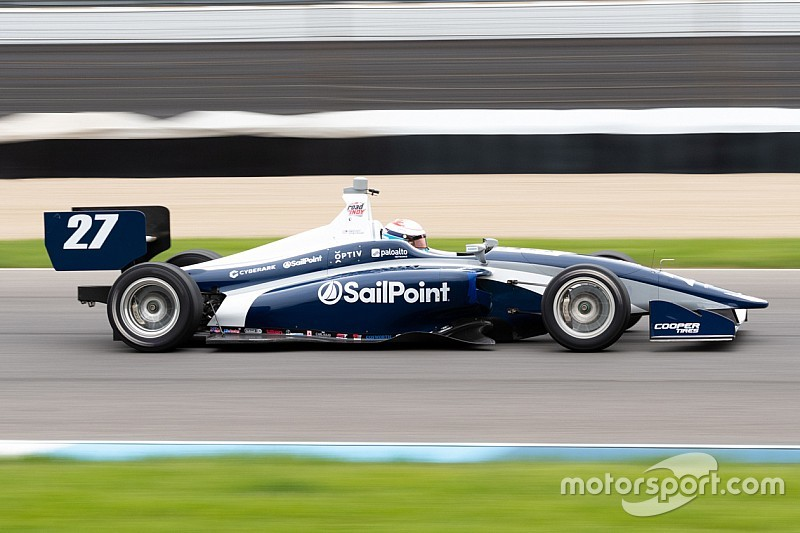 Road To Indy, IMS: Megennis, VeeKay, Lindh, Eves are winners