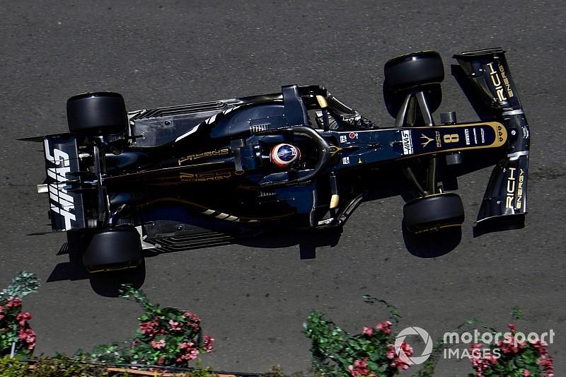"Grosjean baalt van tegenvallend Haas: ""Verdomd vervelend"""