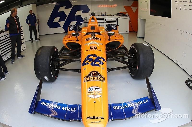 Alonso alatt megállt a McLaren-Chevrolet