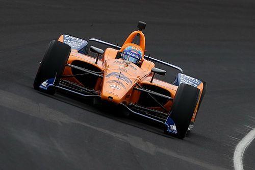 """Alonso ravi de """"sentir la magie"""" d'Indianapolis de nouveau"""