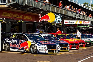 Supercars tightens tyre rules for second parc ferme trial