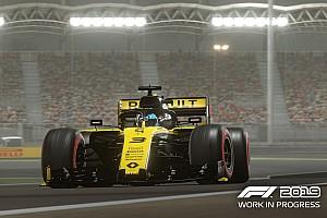 F1 2019 Gameplay: Ronde met Ricciardo in Bahrein