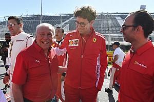 Személyi változások is voltak a Ferrari csapatánál
