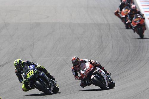 Nakagami tidak salahkan Rossi