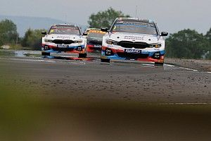 BMW pegged back again for Snetterton BTCC round