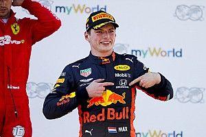 Verstappen behaalt sensationele overwinning in GP van Oostenrijk